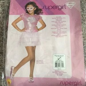 Other - Supergirl Girl's Halloween Costume Size XS (2-4)